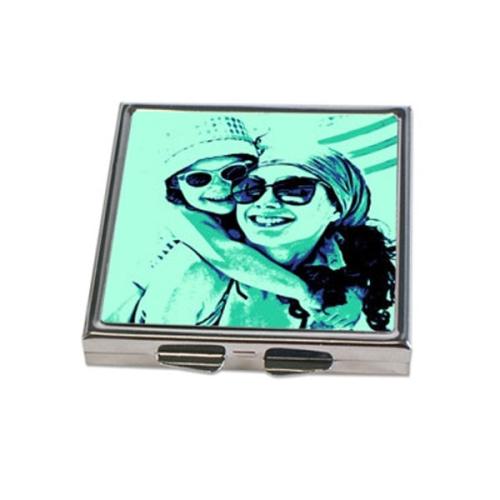 Miroir de poche pop art