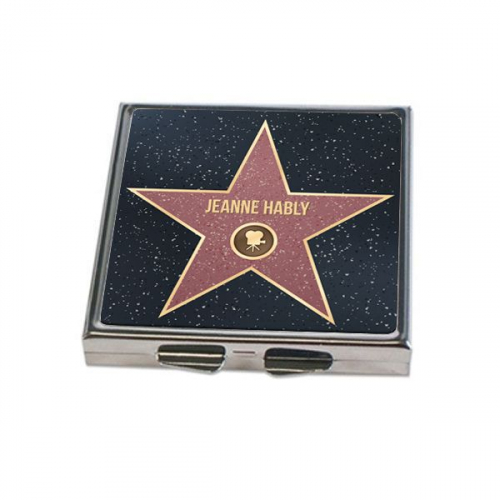 Miroir de poche Walk of Fame