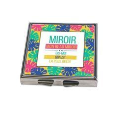 Miroir de poche palmeraie