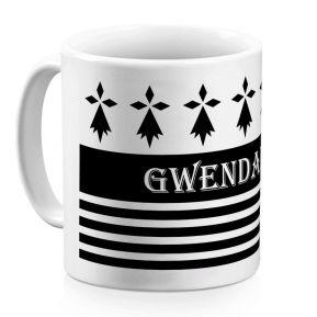 Mug breton personnalisé