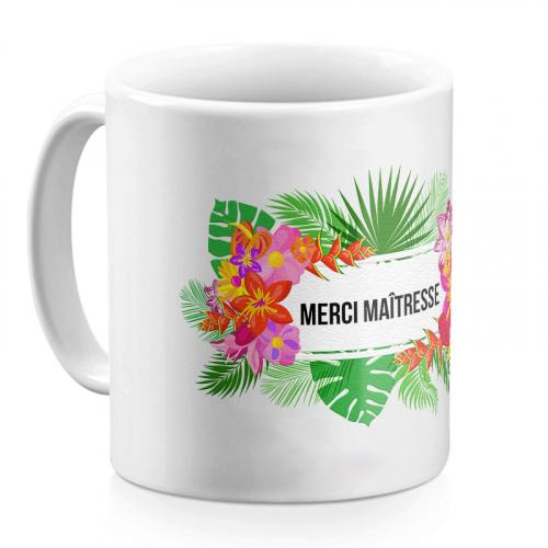 Mug Fidji personnalisé