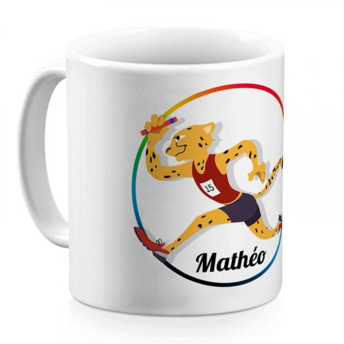 Mug Athlétisme