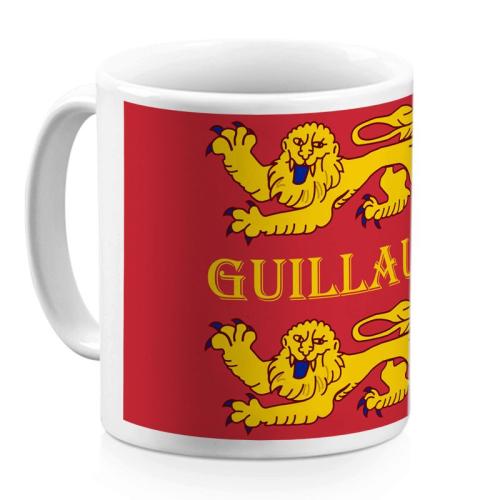 Mug normand personnalisé avec un prénom ou un texte
