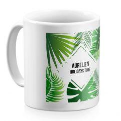 Mug Summertime personnalisé