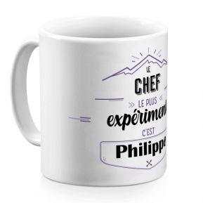 Mug personnalisé Aventure