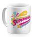 Mug Super maman personnalisé