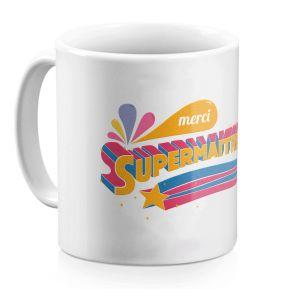Mug Super Maîtresse personnalisé