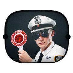 Pare-soleil Stop Police