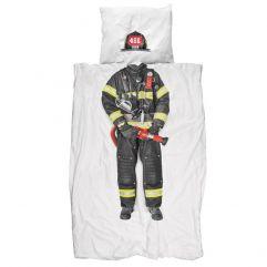 Parure de draps Pompier