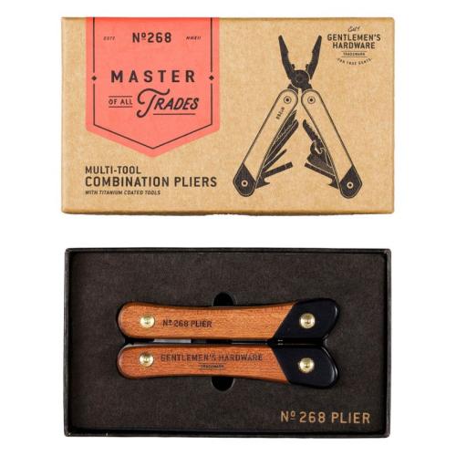 Pince multi-outils Titanium Gentlemen's Hardware