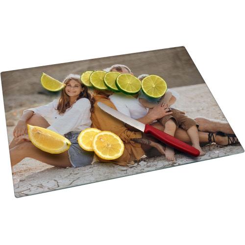 planche à découper personnalisée photo