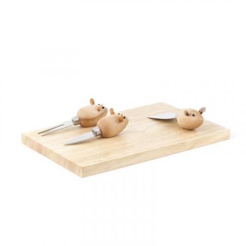 Planche à fromages petites souris