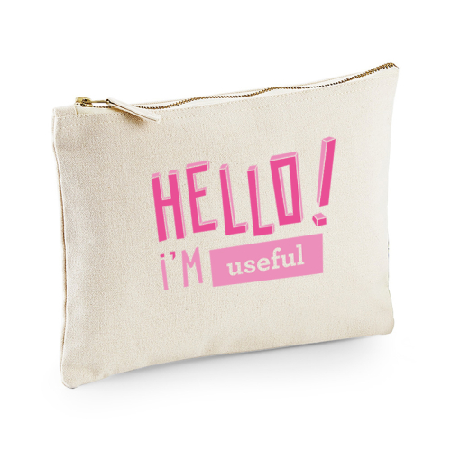Pochette multi-usage Hello