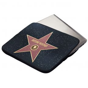 Housse ordinateur ou tablette Walk of Fame