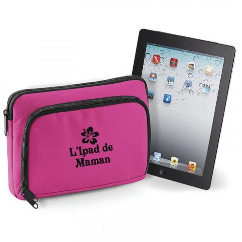 Pochette personnalisée pour iPad