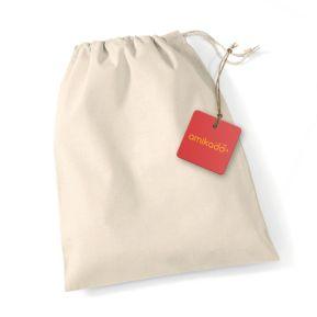 Pochette cadeau en coton