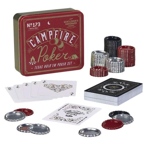 Set Poker de vacances Gentlemen's Hardware