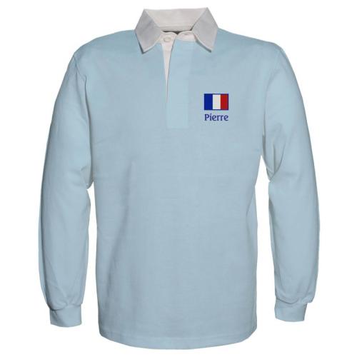 Polo personnalisé France