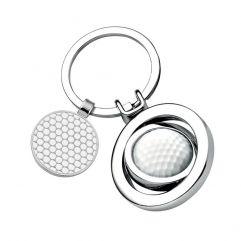 Porte-clés balle de golf personnalisé