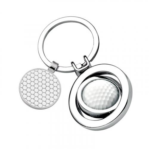 Porte clés balle de golf