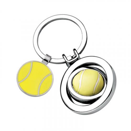 Porte-clés balle de tennis