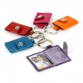 Porte-clés en cuir photos