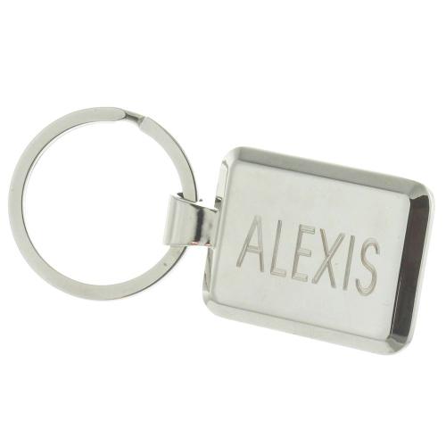 Porte-clés shopping jeton personnalisé