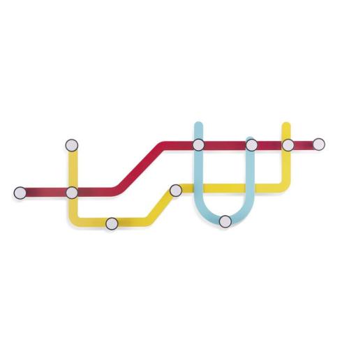 porte manteaux subway