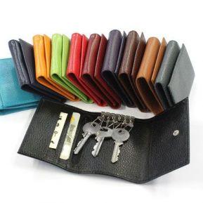 Porte monnaie clés personnalisé