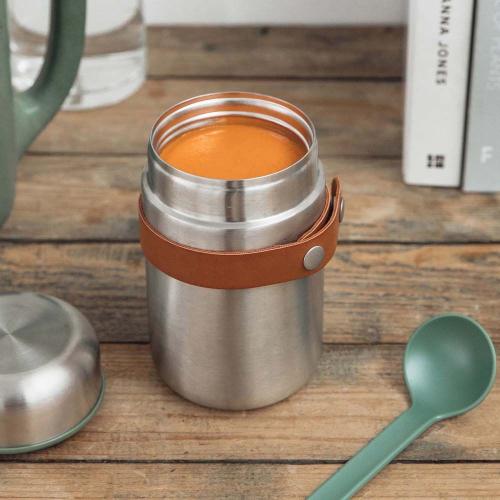 Pot isotherme pour soupe