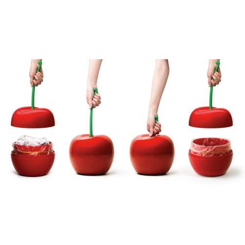 Poubelle de table Cherry bin