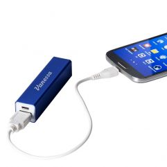 Power bank gravé