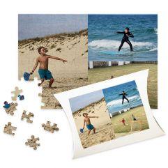 Grand puzzle pèle-mêle photo