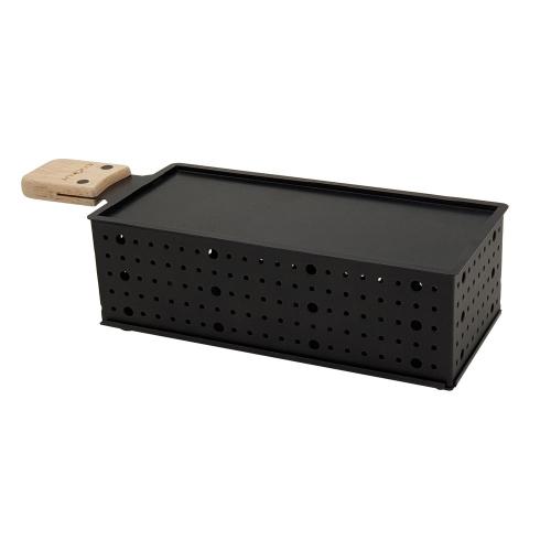 Raclette à la bougie portable