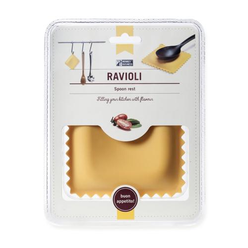 Repose cuillère Ravioli emballé