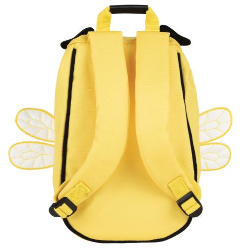 Sac à dos crèche abeille personnalisé Tann's - de dos