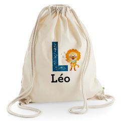 Sac de loisir alphabet animal