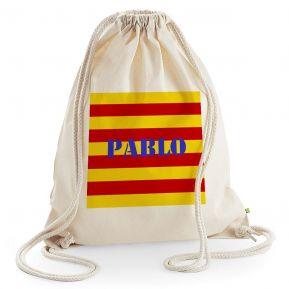 Sac de loisir Catalogne personnalisé