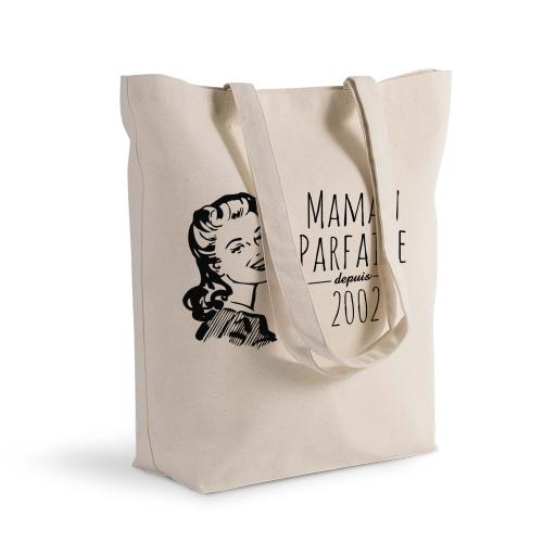 tote bag personnalisé grand-mère parfaite