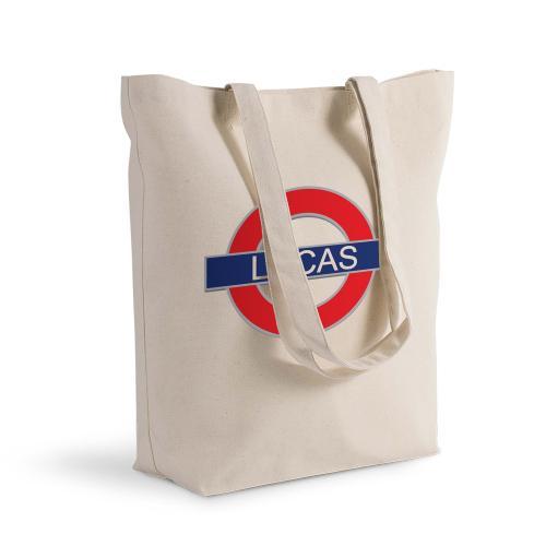 sac shopping personnalisé underground