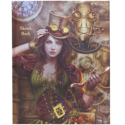 Sketchbook Steampunk