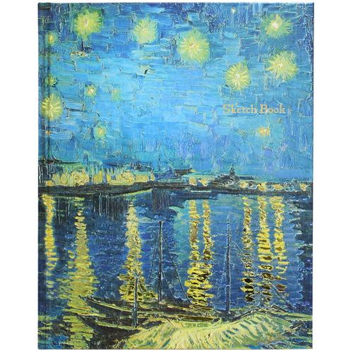 Sketchbook Vincent Van Gogh
