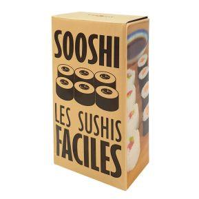 Sooshi :  kit pour faire ses propres sushis