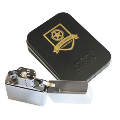 Briquet Star Deluxe