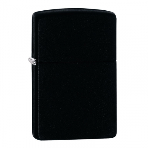 Briquet Star black