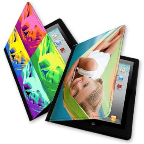 Housse personnalisée pour iPad