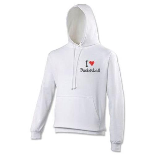 Sweat shirt blanc personnalisé
