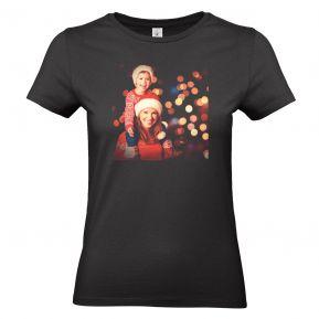 T-Shirt photo femme