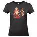 T-shirt photo personnalisé pour femme