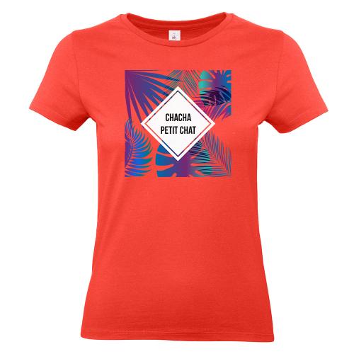 T-shirt femme Summertime